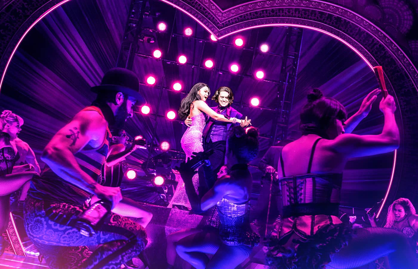 Billets pour Moulin Rouge! The Musical à Broadway - Le Moulin Rouge
