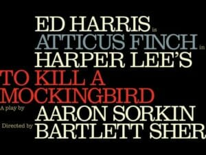 Billets pour To Kill a Mockingbird a Broadway