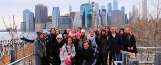 Voyage en groupe à New York