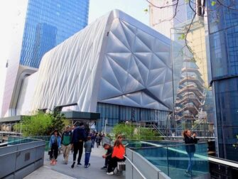 Hudson Yards à New York - The Shed