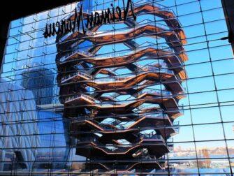 Hudson Yards à New York - Vessel