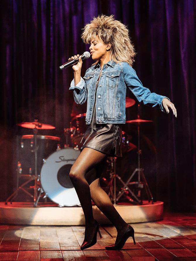 Billets pour TINA - La comédie musicale Tina Turner à Broadway - Look icônic