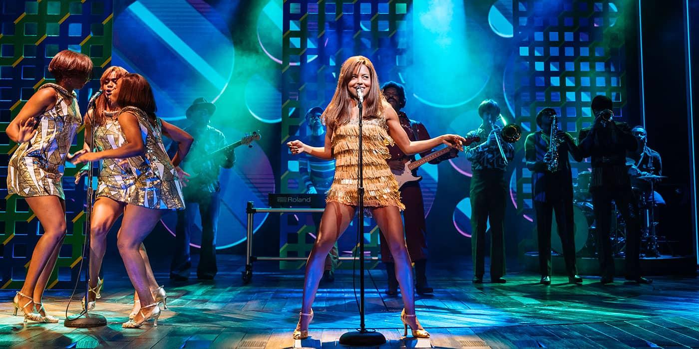 Billets pour TINA - La comédie musicale Tina Turner à Broadway - Performance