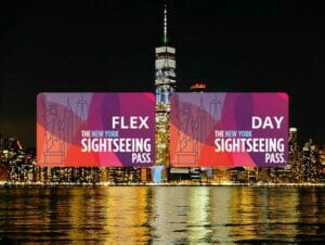 Difference entre le New York Sightseeing Flex Pass et le Sightseeing Day Pass
