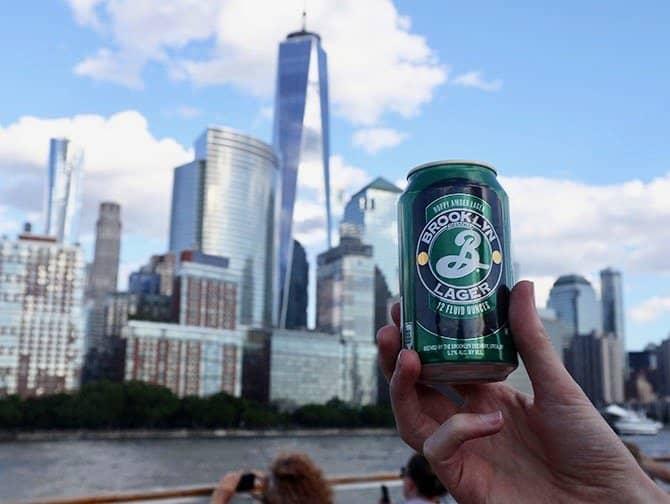 Croisière Happy Hour à New York New York - Boissons