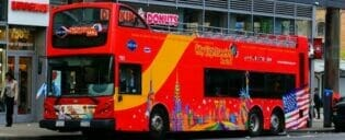 Formule bus touristique plus attractions a New York