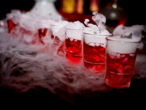 Soirees d'Halloween a New York - Boissons
