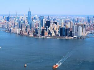 Vols en helicoptere pas chers au dessus de New York