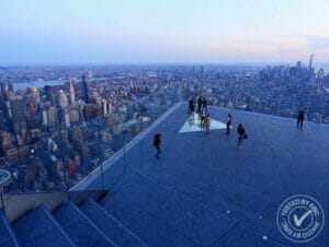 Edge Hudson Yards Observation Deck Billets