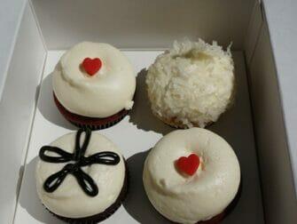 Fête des Mères à New York - Georgetown Cupcakes