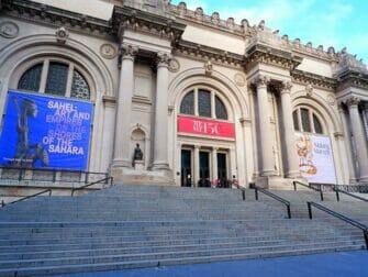 New York CityPASS vs New York Pass Metropolitan Museum of Art New York