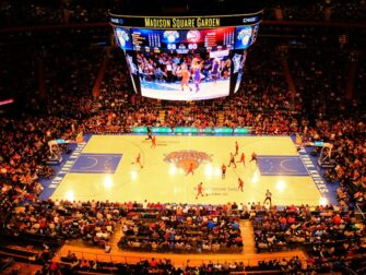 New York Knicks Tickets Madison Square Garden