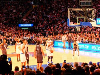 New York Knicks Tickets Player ready to score