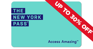 Black Friday New York Pass Up to 30