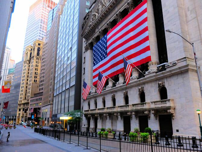Lower Manhattan et le Financial District a New York