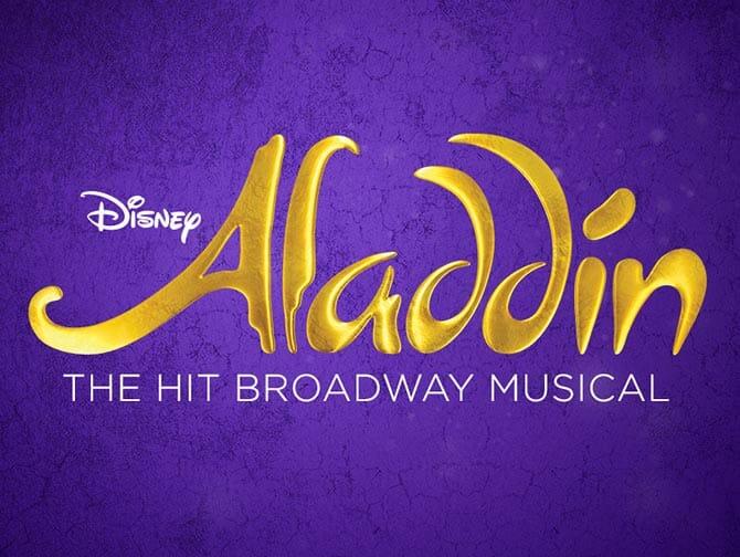 Billets pour Aladdin à Broadway