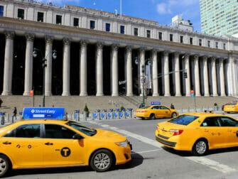 Taxi à New York
