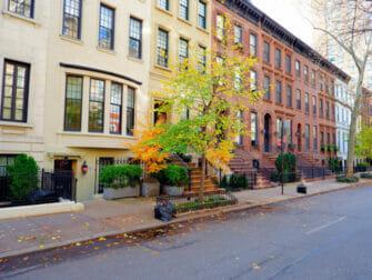 Upper East Side a New York Maisons