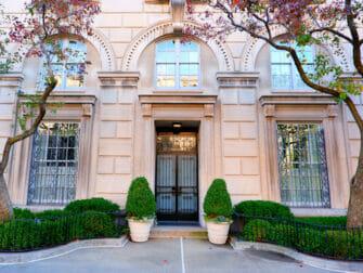 Upper East Side a New York Manoir