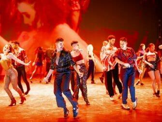Billets pour West Side Story a Broadway Danse