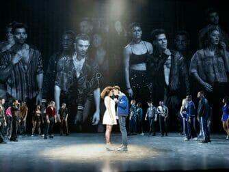 Billets pour West Side Story a Broadway Amour