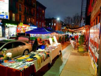 Williamsburg a Brooklyn Bedford Avenue