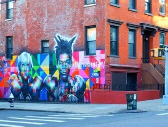 Williamsburg a Brooklyn Street Art