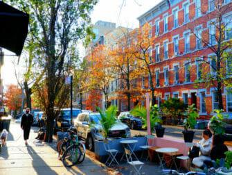 Williamsburg a Brooklyn Rue