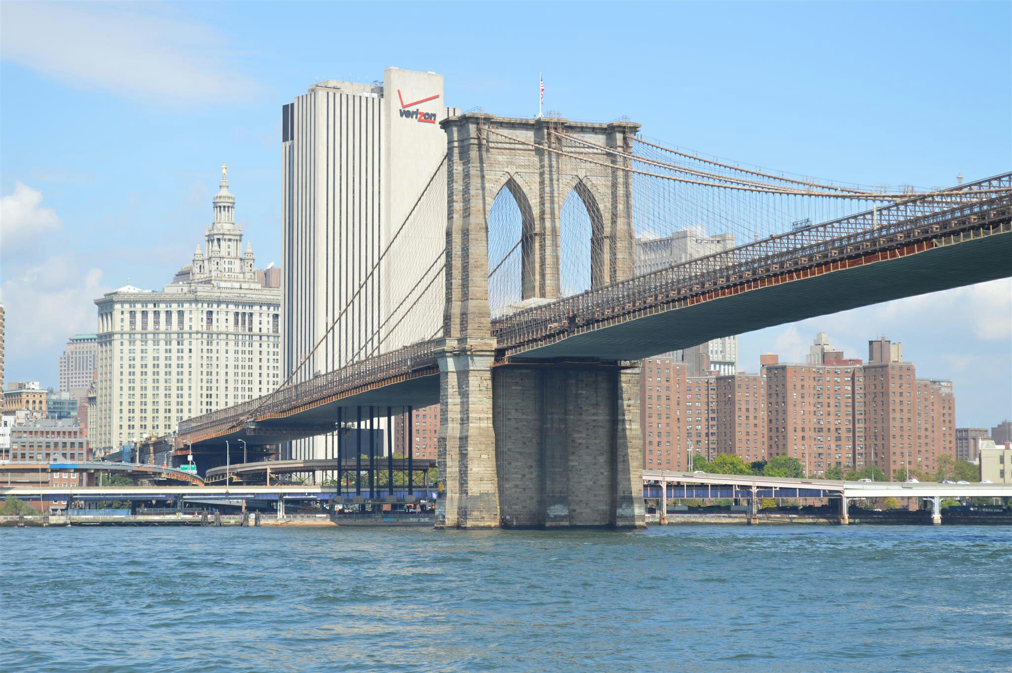 Brooklyn Bridge NYC High Quality Wallpaper
