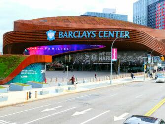 Brooklyn a New York Barclays Center