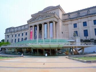 Brooklyn a New York Musee
