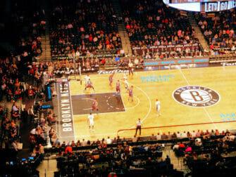 Brooklyn a New York Sports