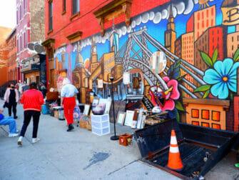 Brooklyn a New York Rue
