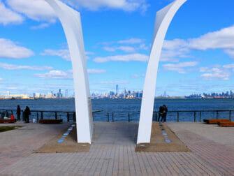 Staten Island à New York Memorial