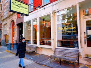 Restaurants végétaliens à New York
