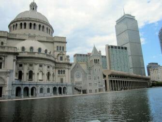 Pass Attractions pour Boston Batiments