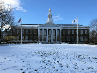 Pass Attractions pour Boston Harvard