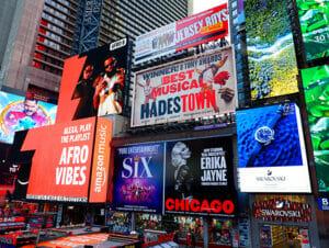 Traduction Comédies Musicales Broadway
