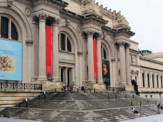 Lieux de tournage a New York Marches The Met