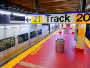 Penn Station à New York