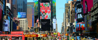 New York pour les non anglophones
