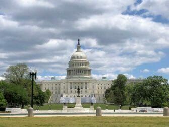 Pass Attractions pour Washington D C Capitol