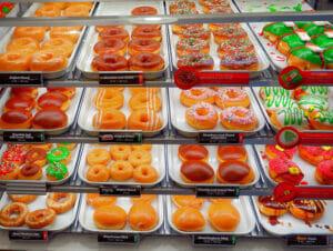 Meilleurs donuts a New York