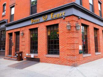 Meilleurs Steakhouse a New York Peter Luger