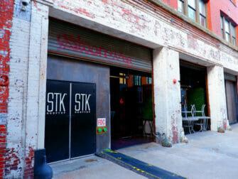 Meilleurs Steakhouse a New York STK Food