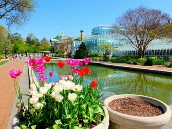 Botanical Gardens a New York Brooklyn Botanic Garden
