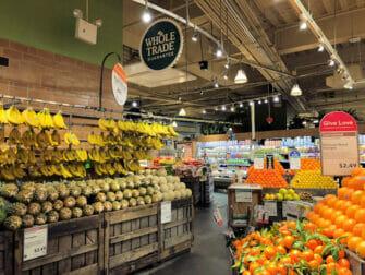 Supermarchés à New York Whole Foods