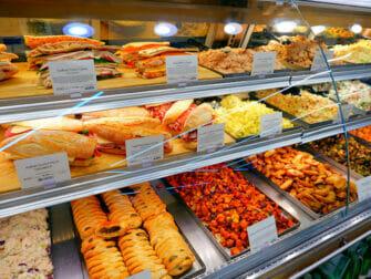 Supermarchés à New York Whole Foods Selection