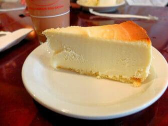 Meilleurs cheesecakes a New York Juniors