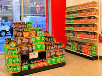 Supermarches a New York Target New York